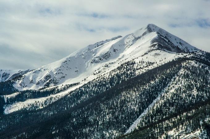 Mountains - Unsplash