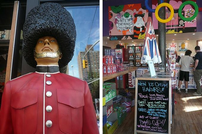 London Candy Company, Upper East Side