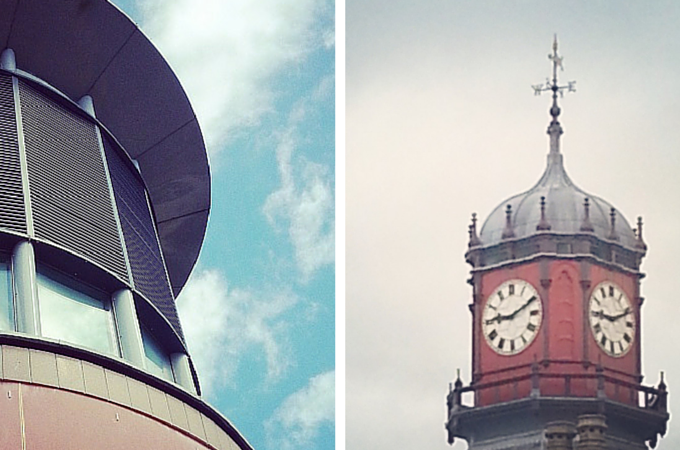 An Lanntair and Stornoway Town Hall