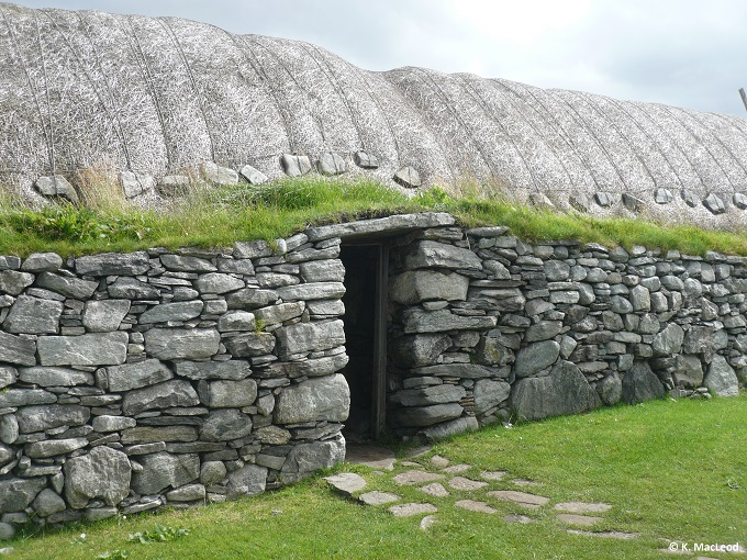 Arnol Blackhouse, Isle of Lewis