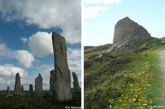 Callanish Stones and Dun Carloway Broch