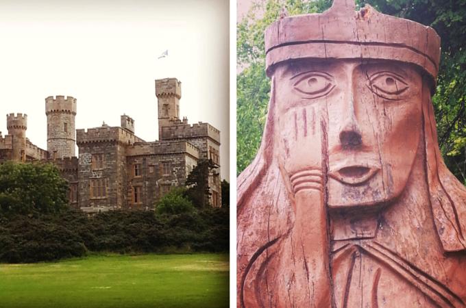 Lews Castle Grounds, Stornoway