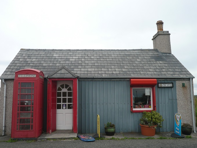Ness Post Office