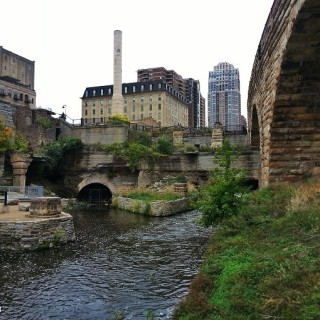 Meet Minneapolis, the Mill City