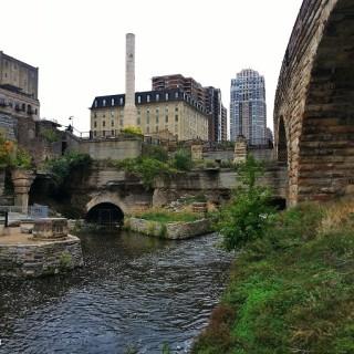 Meet Minneapolis, the Mill City