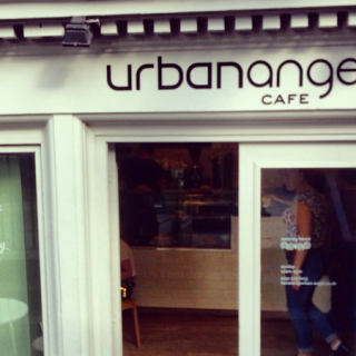 Edinburgh Eats: Urban Angel