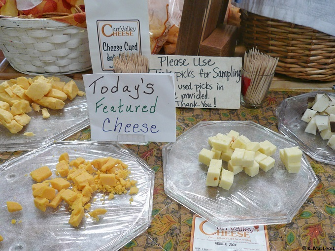 Carr Valley Cheese, Wisconsin