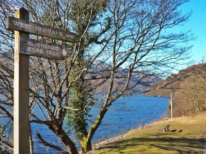 The West Highland Way, Loch Lomond