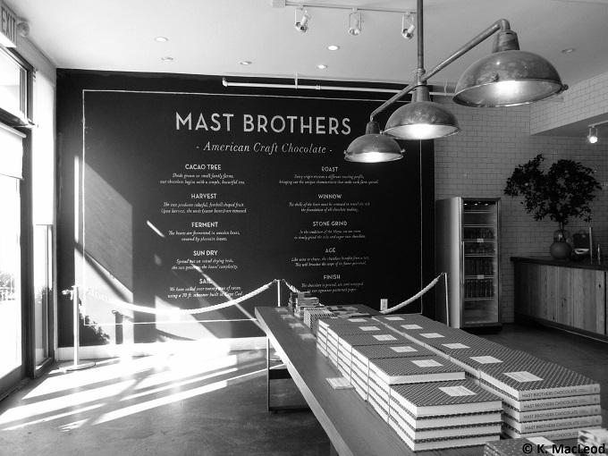 Mast Brothers Shop - Sweet Treats in New York City
