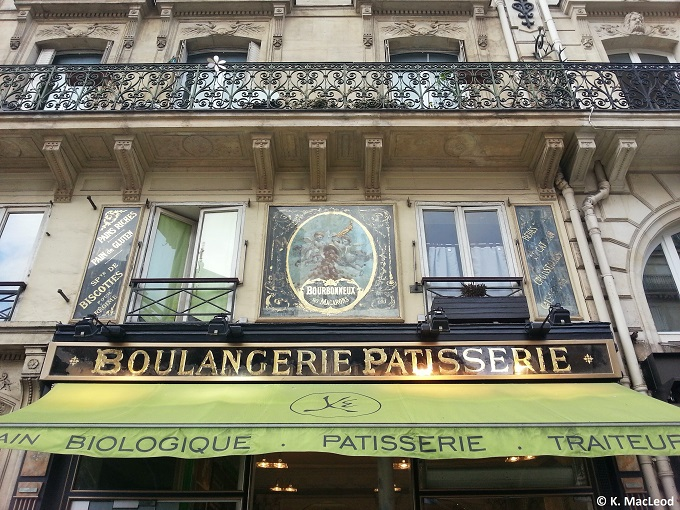 Patisserie, Left Bank, Paris