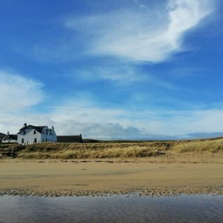 A Holiday at Home on the Isle of Harris