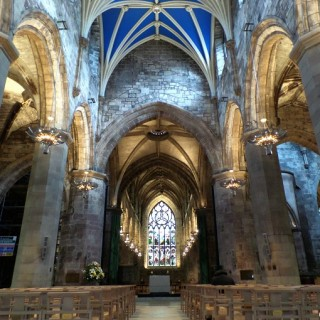 The Surprise of St Giles' Cathedral