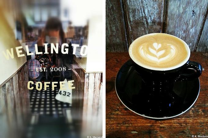 Wellington Coffee, Edinburgh