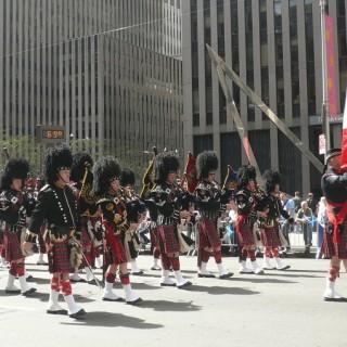 Celebrating Scotland, Stateside: Tartan Week in NYC