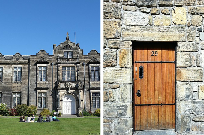 The Quadrangle, St Andrews