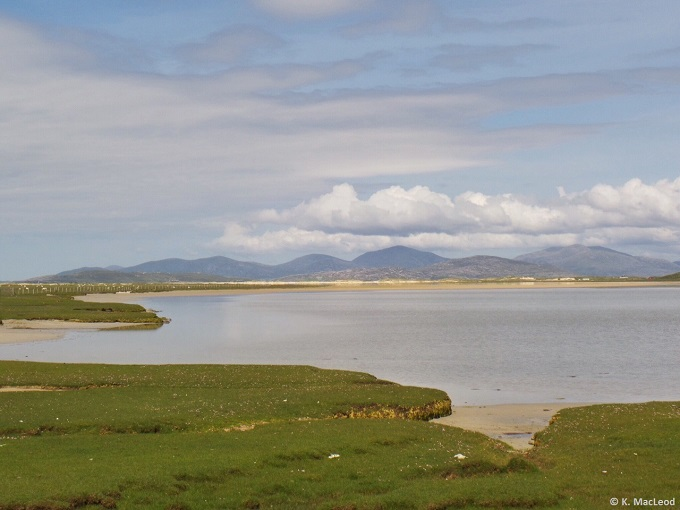 Northton marsh Isle of Harris