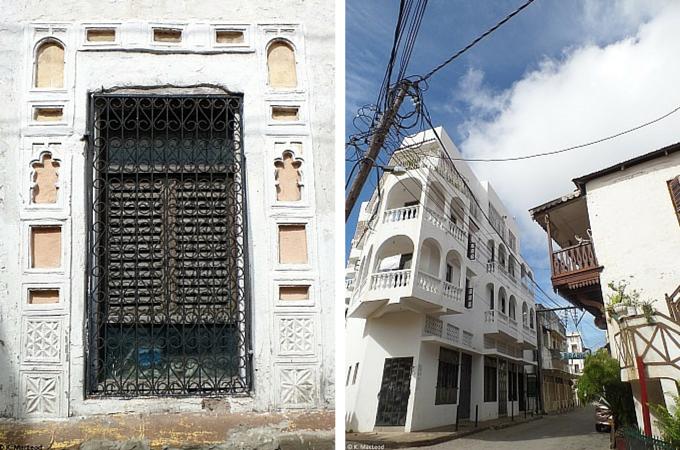 Mombasa architecture