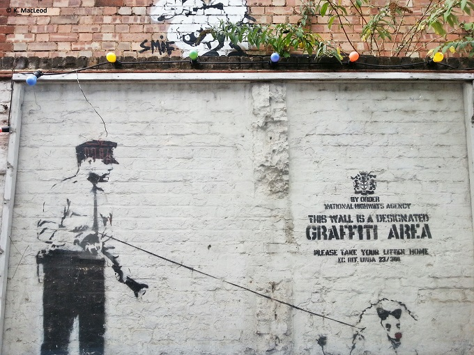 Shoreditch Banksy