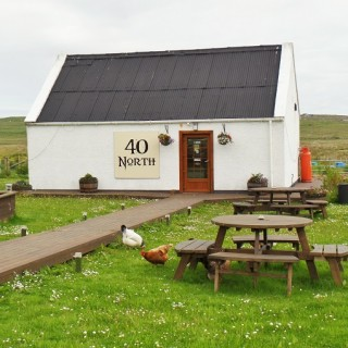 40 North Foods: A Foodie Heaven in the Outer Hebrides
