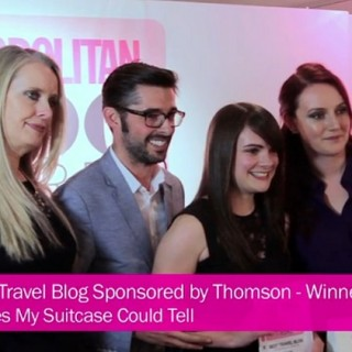 The Cosmopolitan Blog Awards 2014: Stories My Suitcase Could Tell Wins Best Travel Blog!