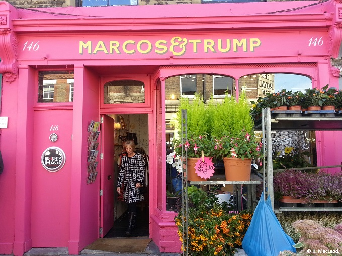 Marcos and Trump Columbia Rd