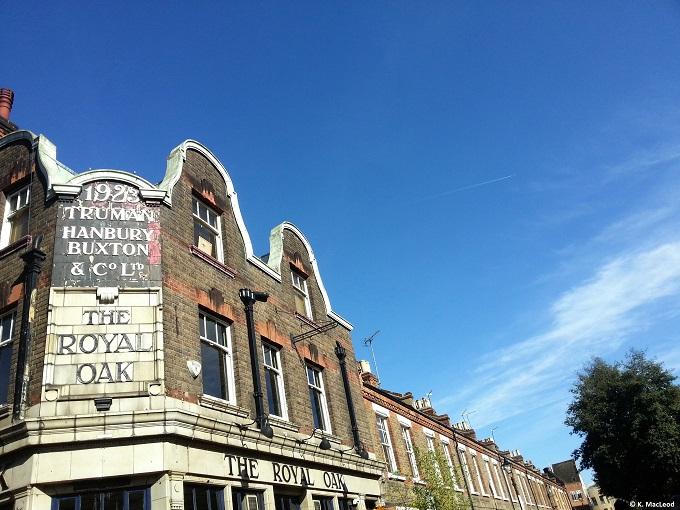 The Royal Oak Columbia Rd