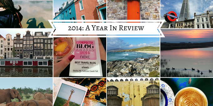 2014: A Year in Review on Stories My Suitcase Could Tell
