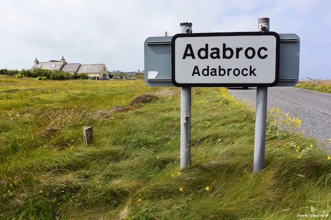 Adabroc Ness Isle of Lewis