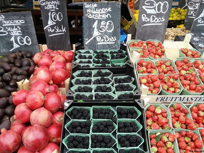 Albert Cyup Market Amsterdam
