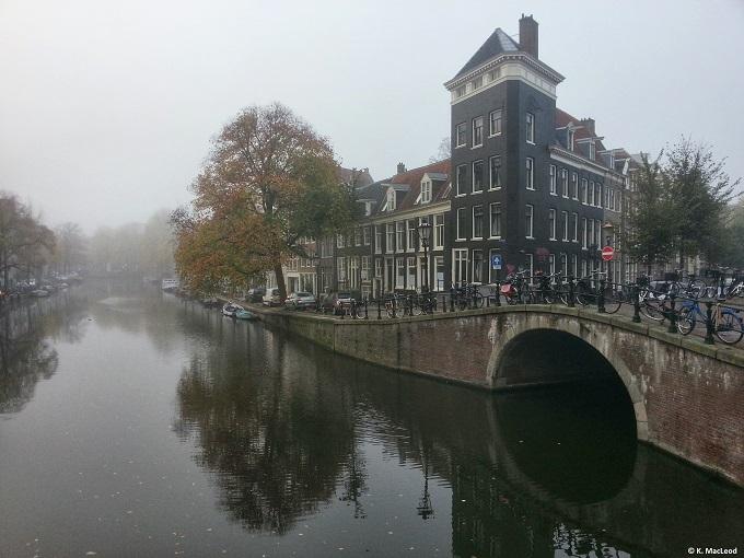 Amsterdam Bridge