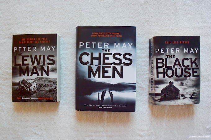Peter May Lewis Trilogy Blackhouse books