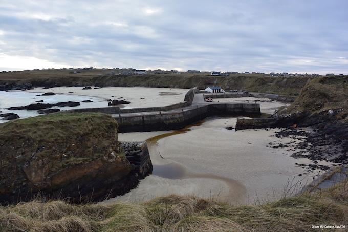 Port of Ness Isle of Lewis
