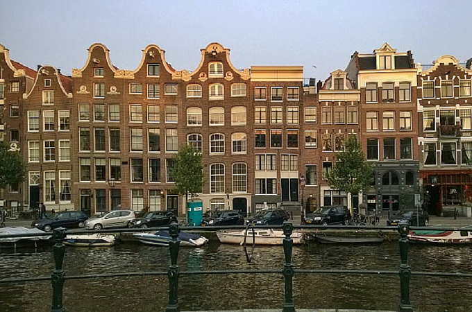 Prinsengracht Canal Homes, Amsterdam