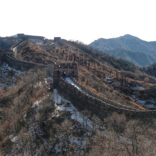 What It's Really Like To Climb The Great Wall Of China