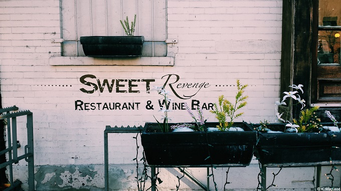 Sweet Revenge, West Village, NYC