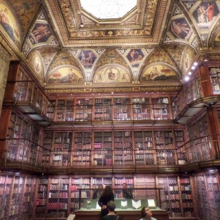 Visiting the Morgan Library and Museum in Manhattan