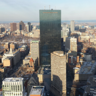 The Pru: Beautiful Views of Boston From Above