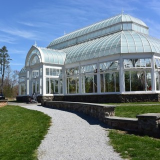 A Spring Day at Duke Farms in New Jersey