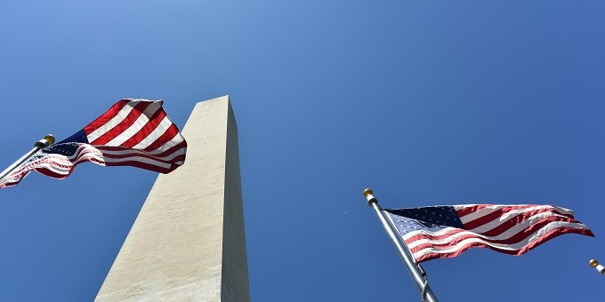 Memorial Day Weekend in Washington, DC