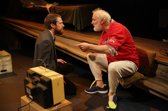 In My Fathers Words Dundee Rep at 59E59 Theatre