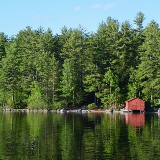 An Off-the-Grid Travel Experience in Grand Lake Stream