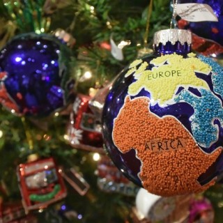 Celebrating Christmas as a British Expat in the USA