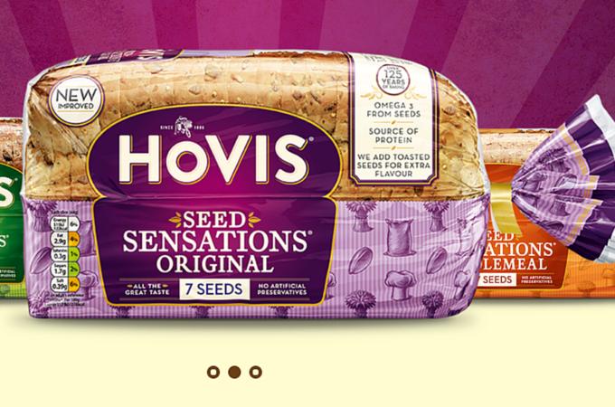 Hovis Seed Sensations