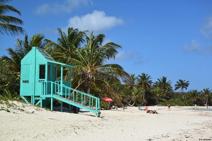 Beach hut Playa Flamenco