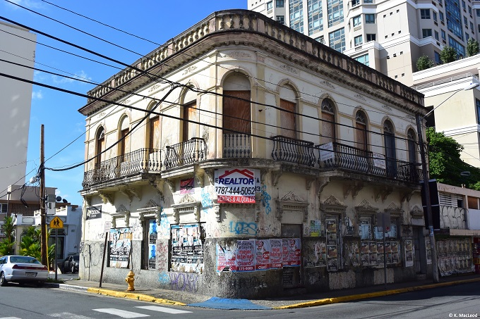 Old building for sale Santurce