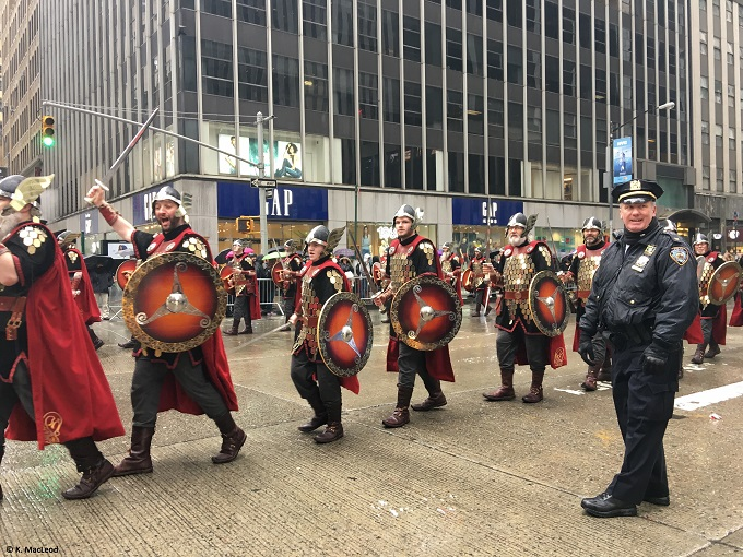 Up Helly Aa NYC Tartan Week 2016