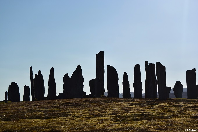 Callanish Standing Stones Outer Hebrides