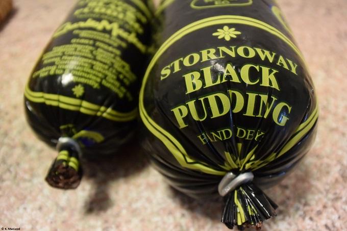 Charlie Barley Stornoway Black Pudding
