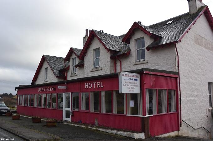 Dunvegan Hotel Isle of Skye