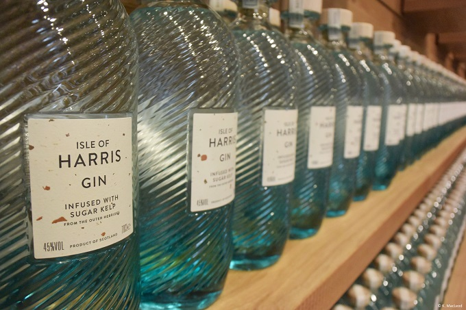 Harris Gin at Isle of Harris Distillers